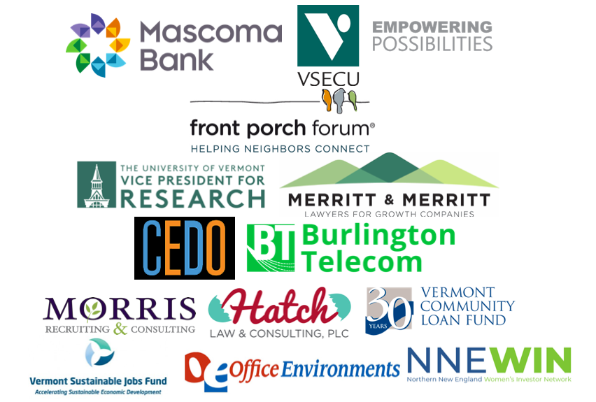 2019 Vermont Investors Summit Sponsors