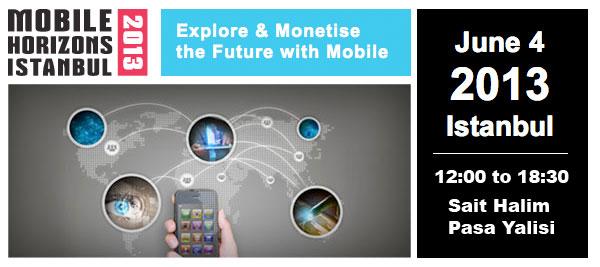 Mobile Horizons Istanbul 2013