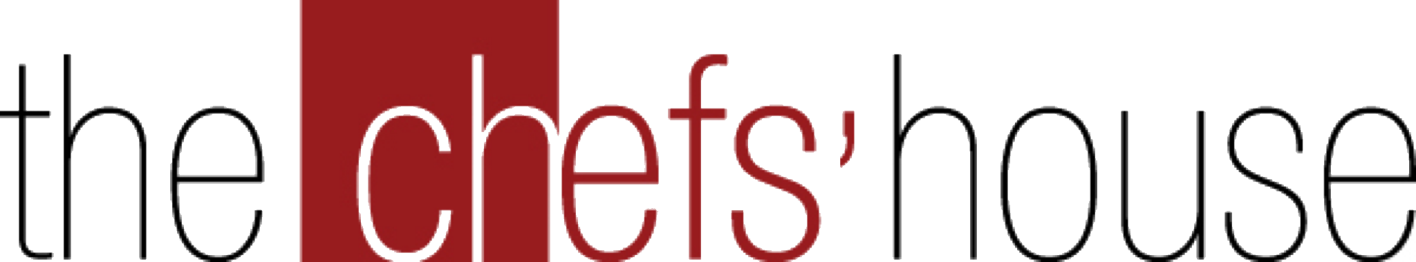 The Chefs' House logo