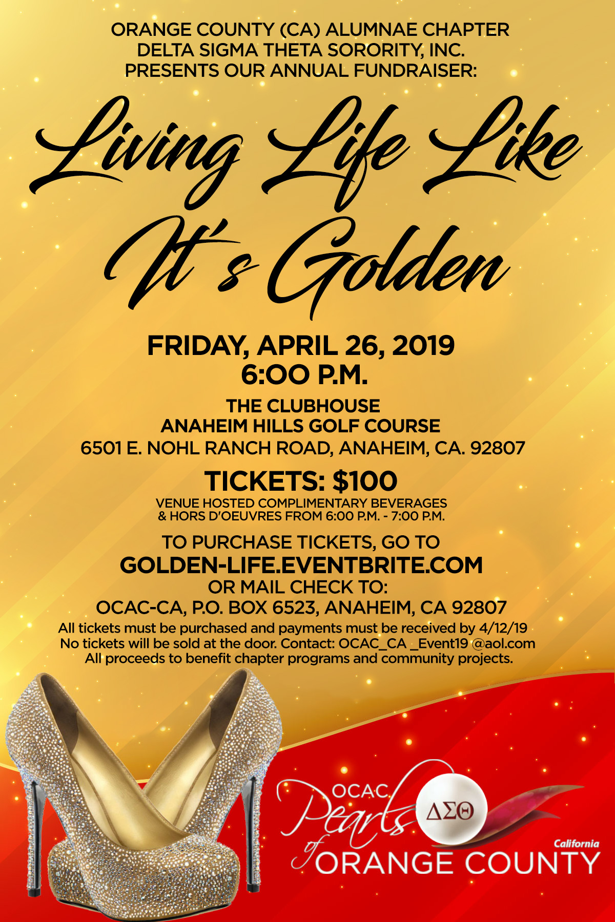 Living Life Like Its Golden Tickets Fri Apr 26 2019 At 600 Pm
