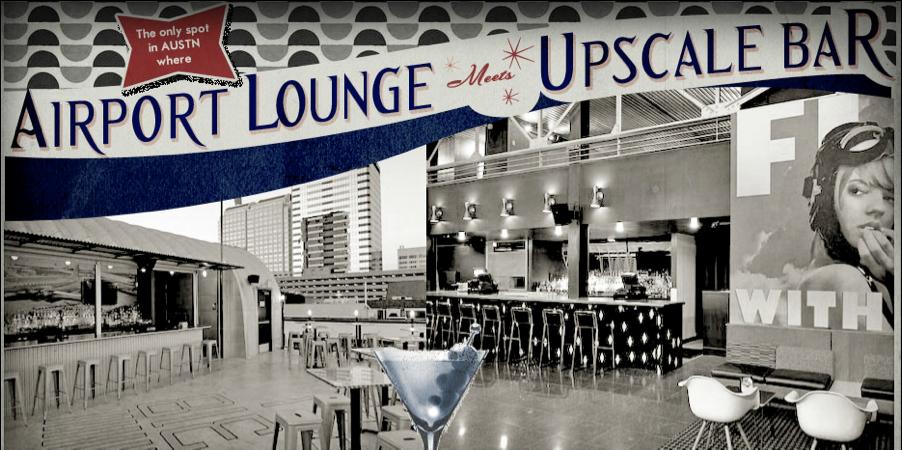 Hangar Lounge Image