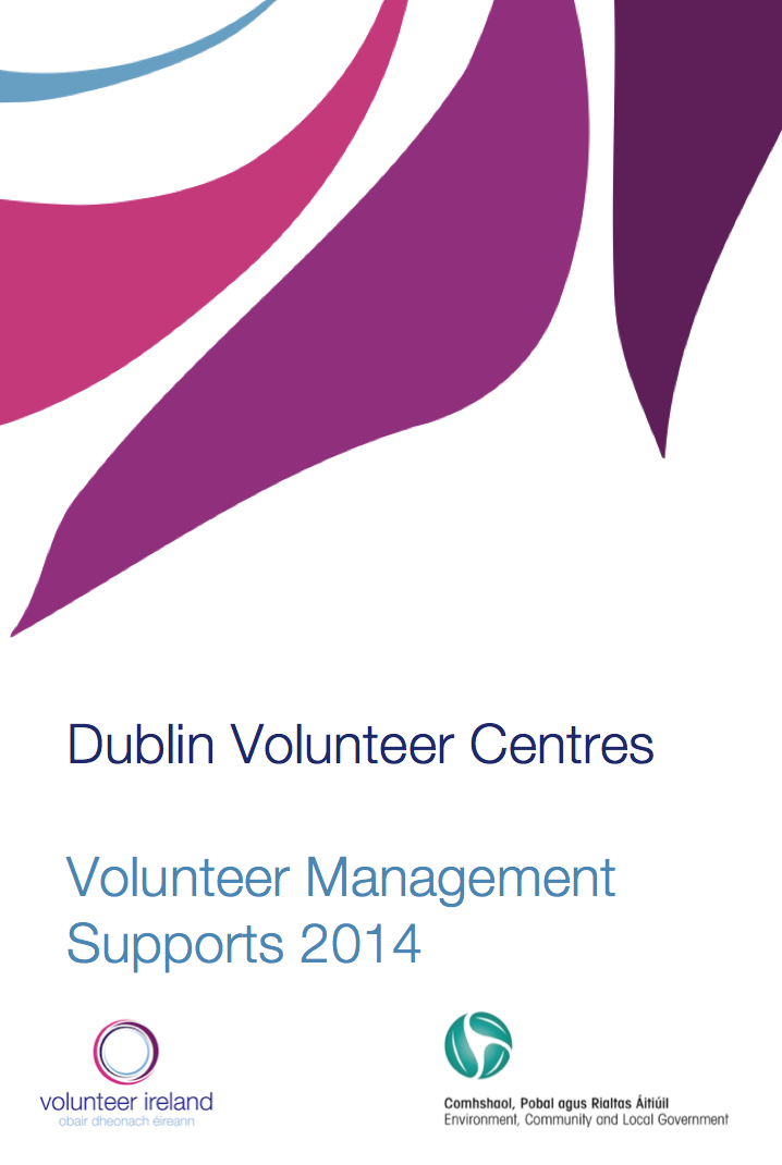 Volunteer Management Supports 2014