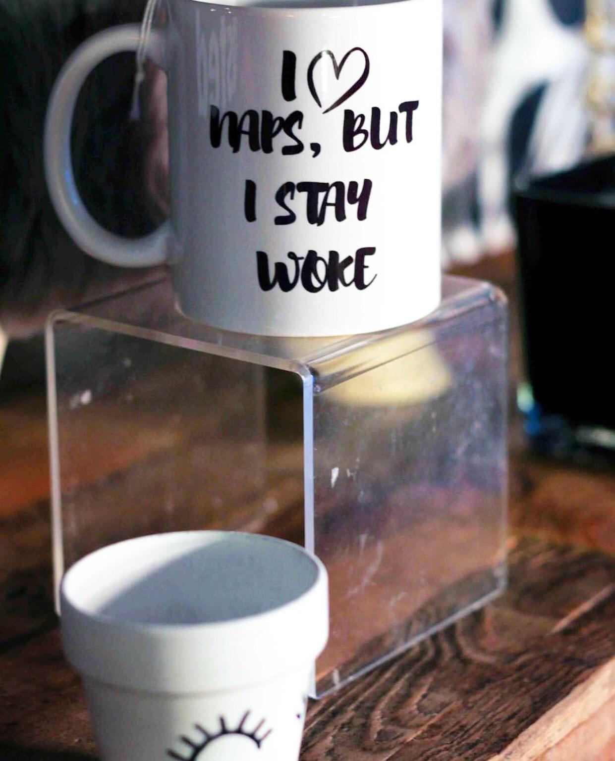 Stay Woke Mug