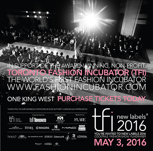 TFI New Labels 2016 Purchase Your Tickets Today