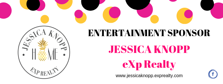 Entertainment Sponsor Jessica Knopp