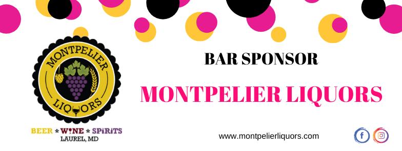 Montpelier Liquors Bar Sponsor
