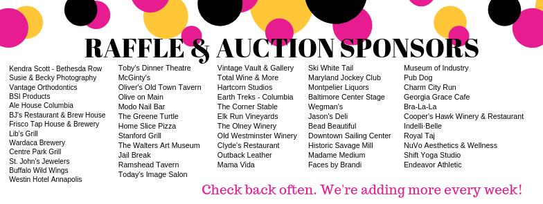 Raffles & Auction