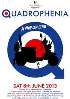 QUADROPHENIA - A Way Of Life @The Ritz