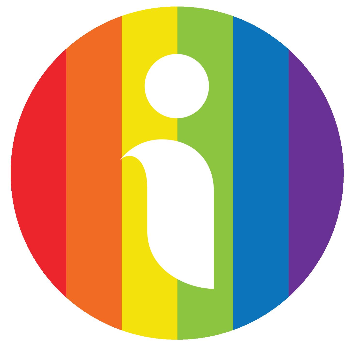 Interfolio Rainbow Logo
