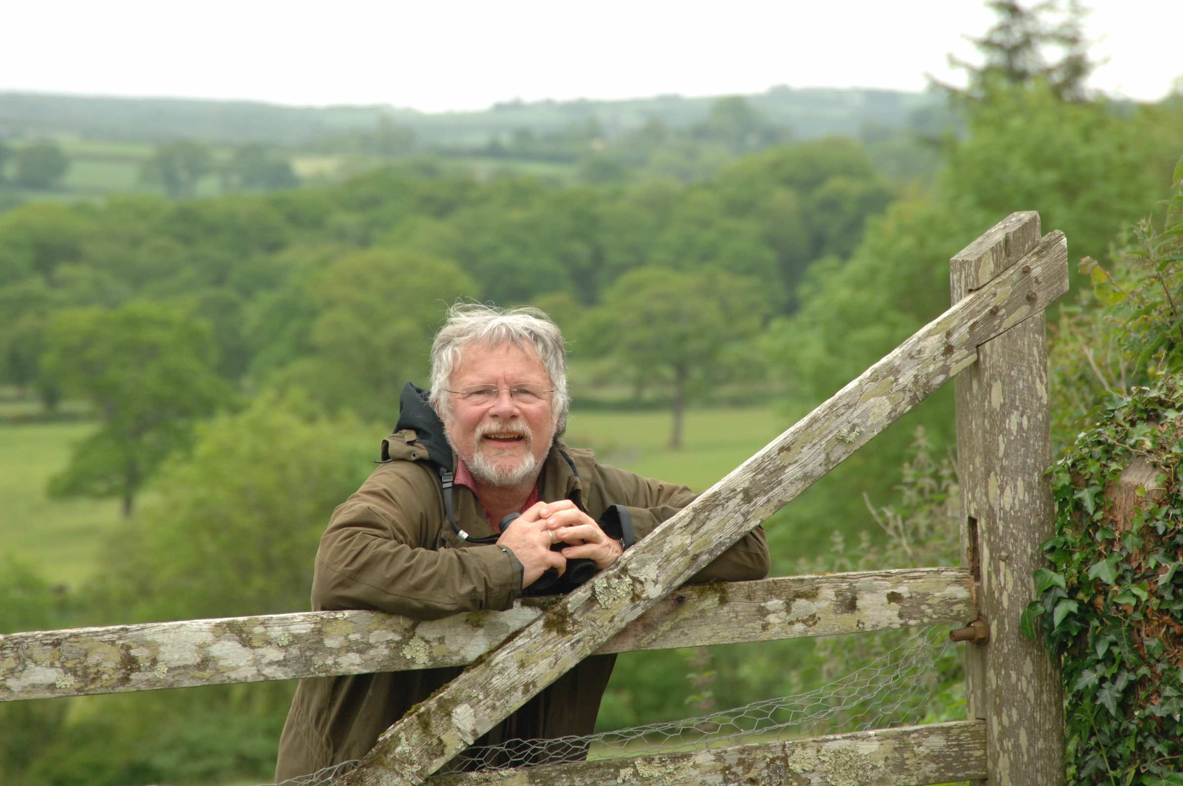 Photo of Bill Oddie