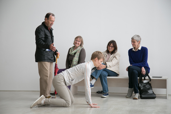 Manual by Siobhan Davies Dance, courtesy of Turner Contemporary