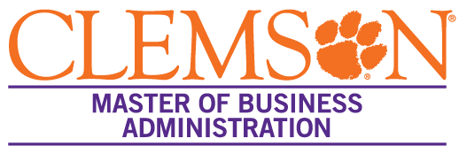 Clemson MBA Program logo
