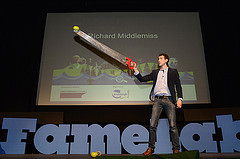 2014 Scotland finalist Richard Middlemiss