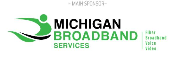 main sponsor Michigan broadband service