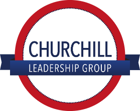 Churchill Leadership Logo