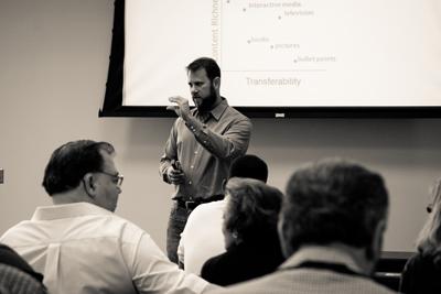 Sean Lux Seminar