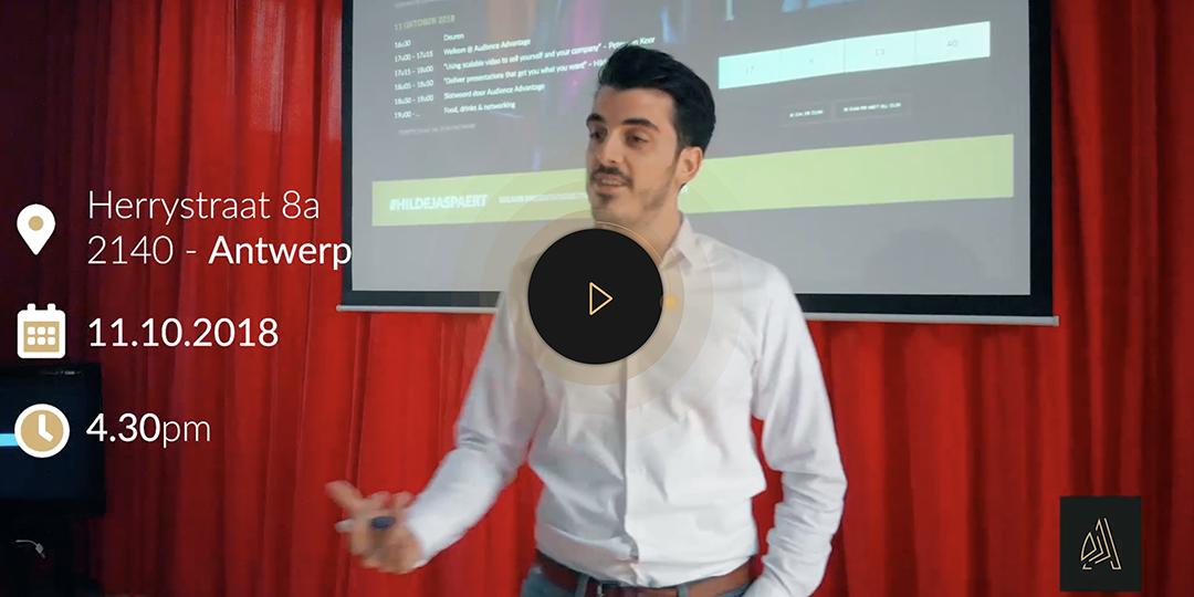 Pieter Van Keer - video strategy