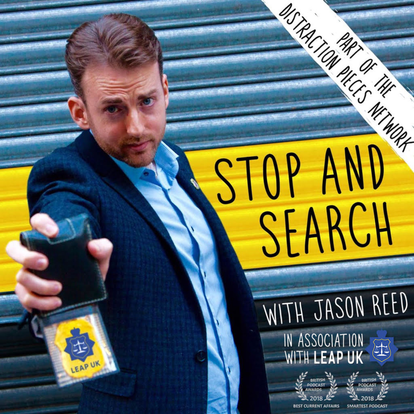 Jason Reed - LEAP UK