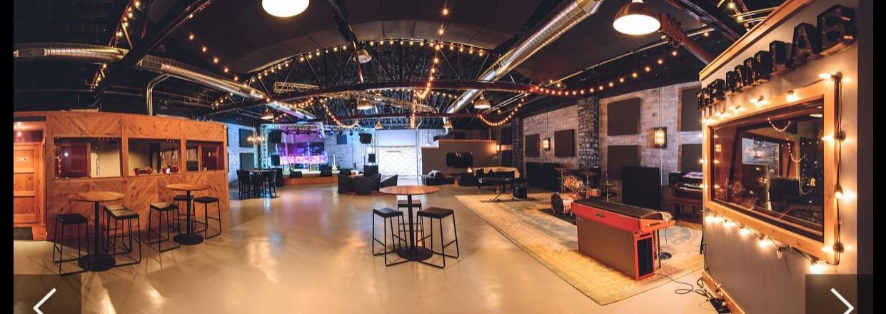 Event Location-The Jam Lab