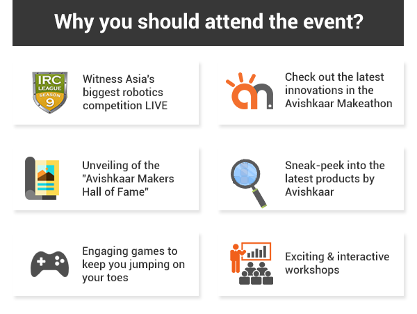 Why should you attend the event