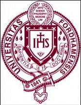 Fordham University shield