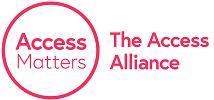 Access Matters logo x100