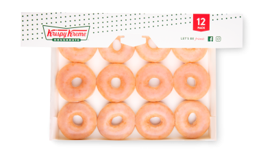 Original Glazed Doughnuts