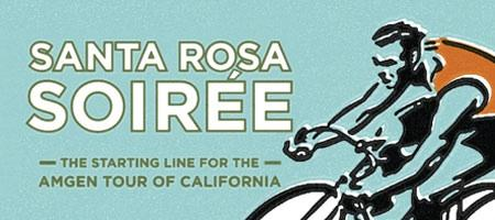 Santa Rosa Soiree, Kick off Gala for the Amgen Tour of...