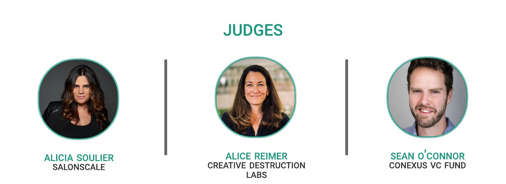 Co.Launch Judges