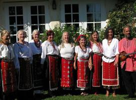 June 20: Gradina, A Balkan Music Ensemble