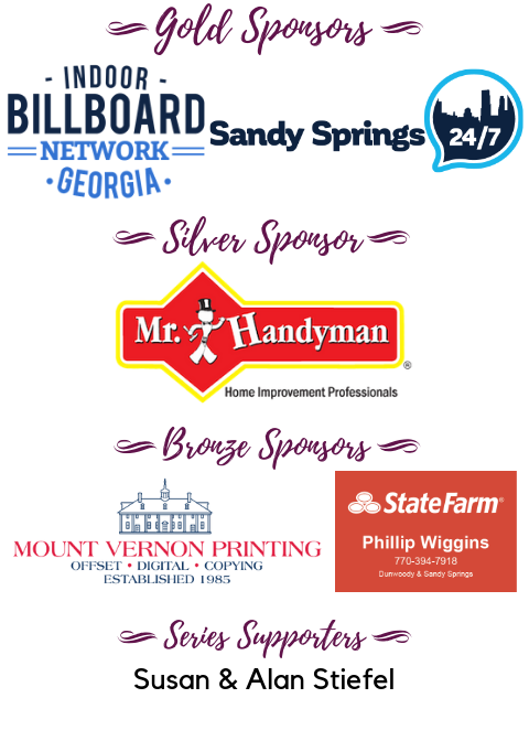 2019 Sponsors and Supporters