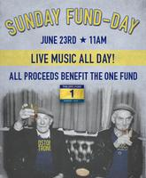 Sunday Fund-Day to Benefit The One Fund at The Lansdowne Pub