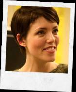 Sarah Polaroid