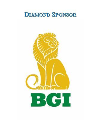 BGI Diamond Sponsor