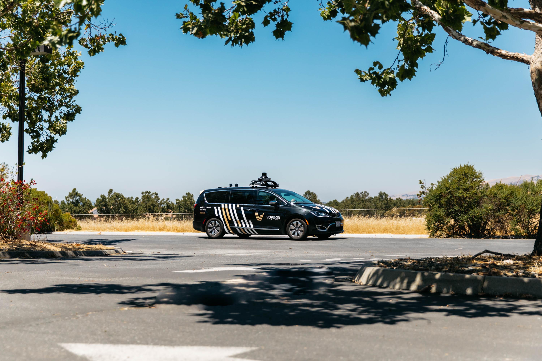 G2 Autonomous Vehicle