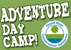 Laurel Creek Nature Centre Junior Summer Camps (Ages 6-10)