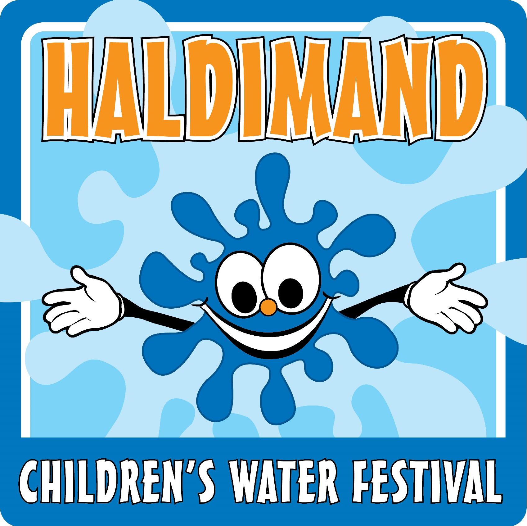 Haldimand Children's Water Festival Logo