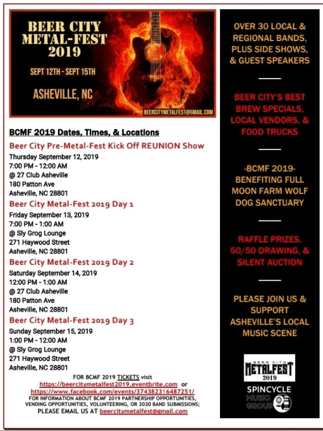 Festival Info