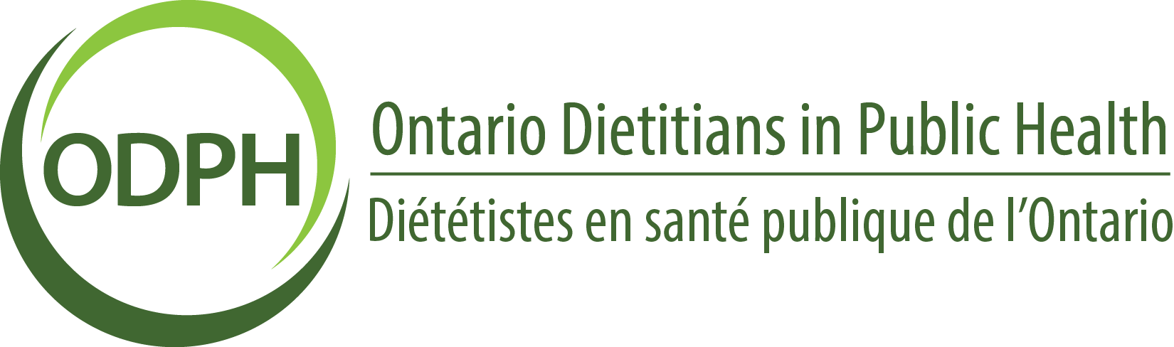 Ontario Dietitians in Public Health
