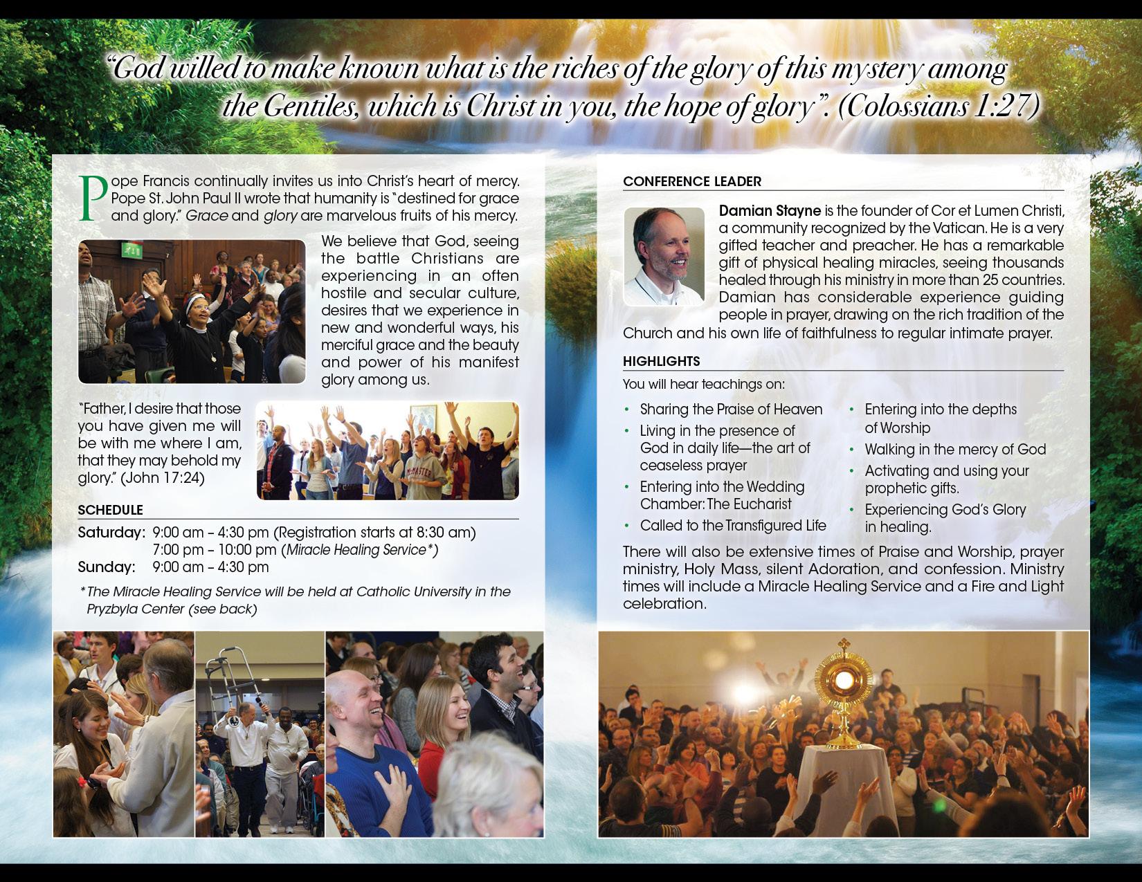Grace & Glory brochure page2