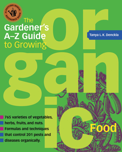 Gardener's A-Z Guide to Growing