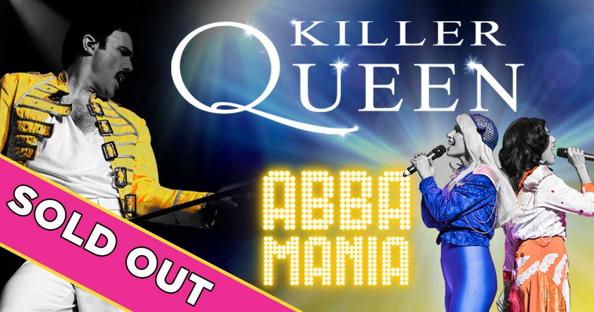 Queen & ABBA Sold Out