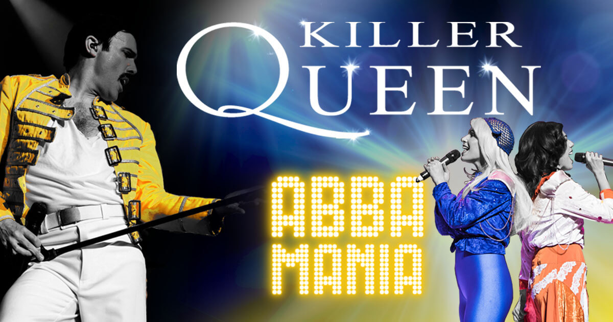 queen and abba