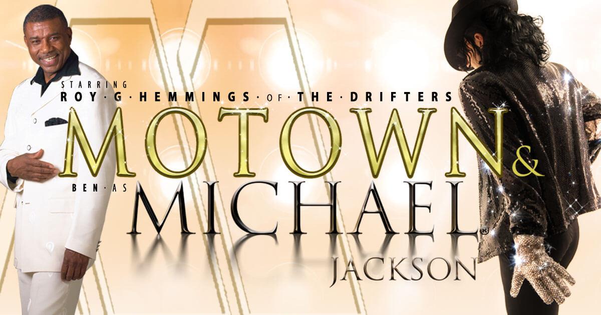 Motown & Michael - Cromer Hall