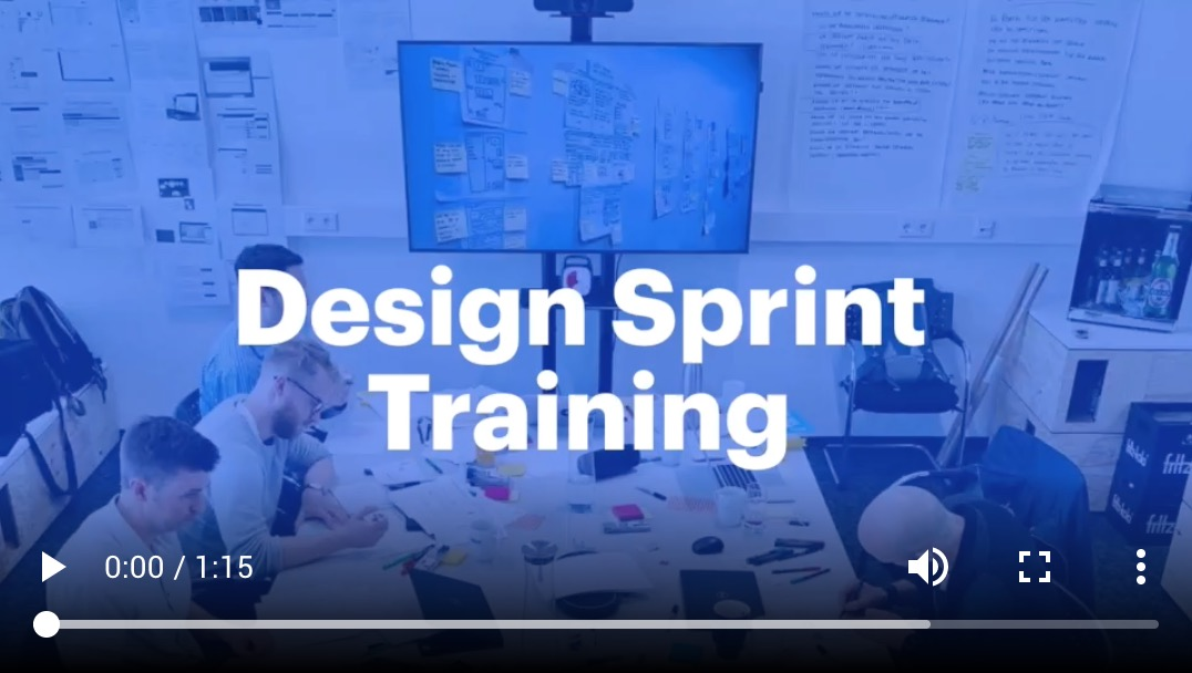 Design Sprint Training by Strive Studio