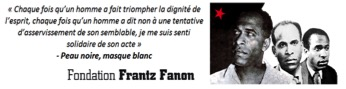 Frantz Fanon Foundation Logo