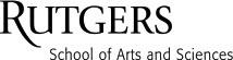Rutgers School of Arts and Sciences Logo