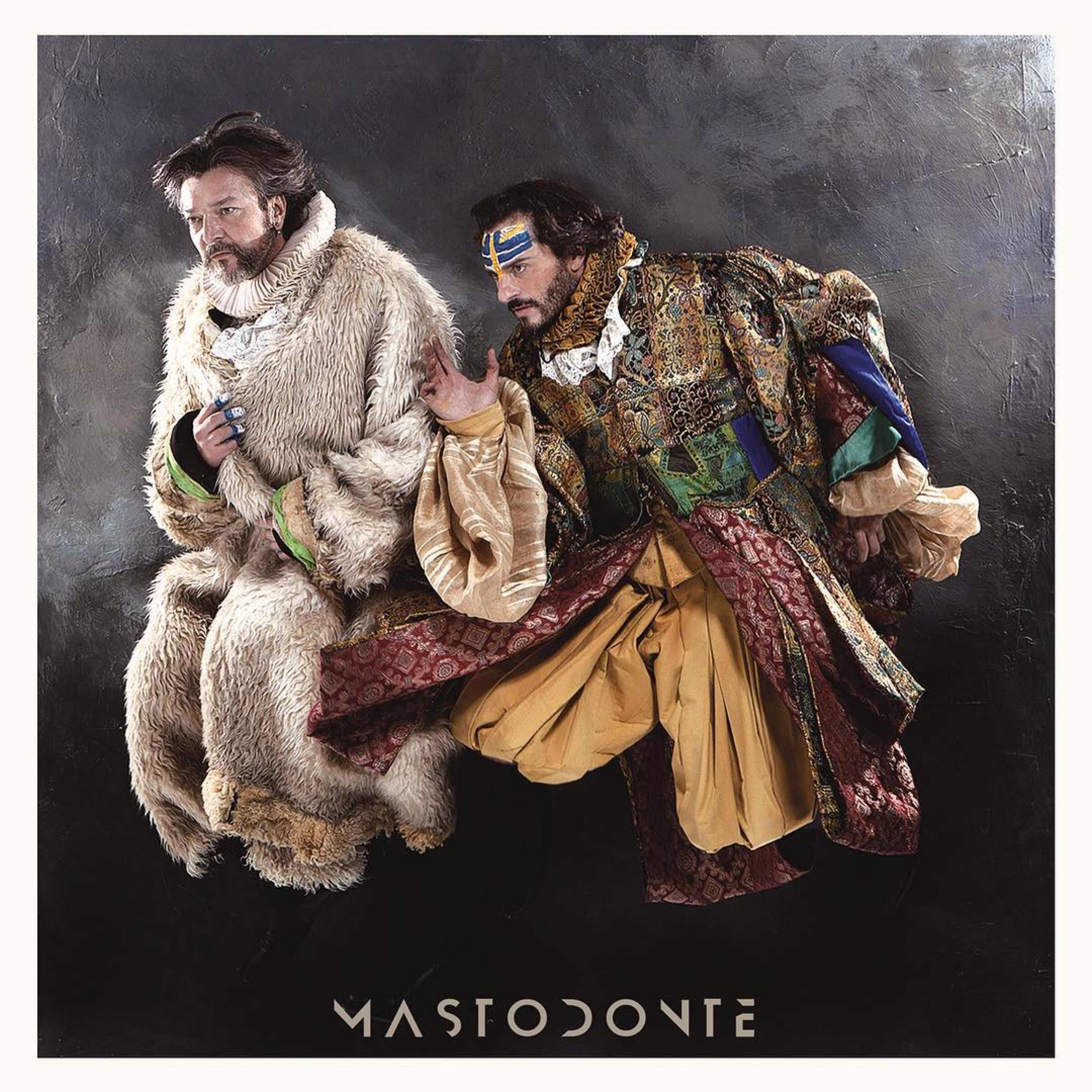 Portada Mastodonte