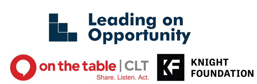 Leading On the Table logo