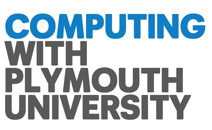 Logo for university